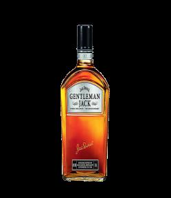 Jack Daniel's Gentleman Jack. Tennessee Whiskey. Gradazione alcolica 40,0%.