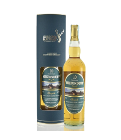 Miltonduff 10 yers old. Speyside single malt scotch whisky. Gradazione alcolica 40,0%.