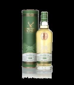 Tomatin 2008 Gordon & MacPhail. Highland Single Malt Scotch Whisky. Gradazione alcolica 43,0%.