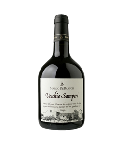 Selezione manuale delle uve, spremitura soffice, invecchiato per 15 anni in botti di rovere e castagno. Vecchio Samperi: tradizione perpetua siciliana.