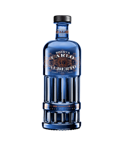 Perfetto i cocktail classici, miscela anch'esso di spezie, retrogusto agrumato.Vermouth Riserva Rosso Superiore Carlo Alberto: bilanciato alla perfezione.