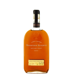 Woodford Reserve. Kentucky Straight Bourbon Whisky. Gradazione alcolica 43,0%.