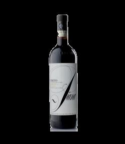 """Dolcetto D'Alba """"Rossana"""" Doc. Vino Rosso Piemonte. Gradazione alcolica 12,0%."""