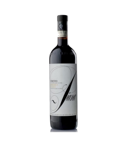 """Barbera D'Alba """"Piana"""" Bio Doc 2017. Vino Rosso Piemonte. Gradazione alcolica 13,5%."""