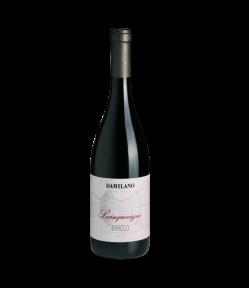 """Dmiliano Barolo Docg """"Le Cinque Vigne"""". Vino Rosso Piemonte. Gradazione alcolica 13,0%."""