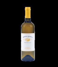 """""""Donna Paola"""" Lazio IGT. Vino Bianco Lazio. Gradazione alcolica 12,5%."""