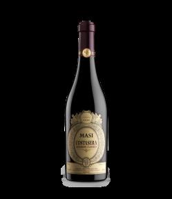 Amarone Costasera Masi Valpolicella. Corvina, Rondinella, Molinara. Gradazione alcolica 15,0%.