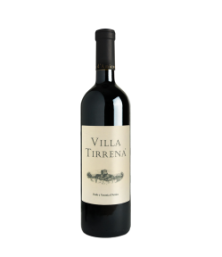 Villa Tirrena Lazio IGP Vino rosso con sentori di frutta nera, frutta di bosco e spezie. Un palato voluminoso con finale velluato e persistente.
