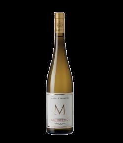"""Il friulano """"Mario Schiopetto"""" Collio 2017 colpisce per l'eleganza dei sentori floreali. Vino bianco fresco, sapido, ben equilibrato, persistente."""