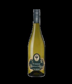 """Ribolla Gialla """"Vinnae"""" IGT 2018. Profumo fruttato, elegante il Ribolla Gialla """"Vinnae"""" IGT 2018 è un vino asciutto e fresco ideale anche come aperitivo."""