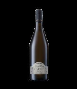 """Trebbiano Abruzzo Riserva """"Marina Cvetic"""" Vino morbido ed intenso ottimo con piatti di terra e di mare.Profuma di grutta gialla, miele e vaniglia."""