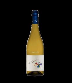 Chardonnay Where Dreams Have No End 2017. Vino dai profumi molto eleganti. Sa di frutta matura esotica, di vaniglia e pasticceria. Fresco e persistente.