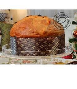 Panettone tradizionale Pepe. Genuino, riconosciuto tra le eccellenze italiane, il panettone artigianale della famiglia Pepe è emblema di qualità e gusto.