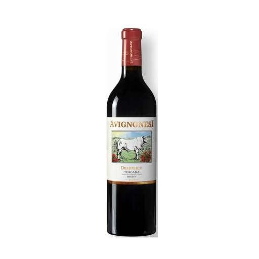 """Merlot """"Desiderio"""" Toscana IGT. Colore rosso rubino, profuma di menta, polvere di caffè, cassis e pineta. Al palato è elegante, intenso, maturo."""