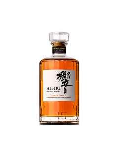 """Hibiki """"Harmony"""" Blended japanese Whisky. Profuma di rose, litchies, legno. Al palato ha una dolcezza che ricorda il miele e la cioccolata bianca."""